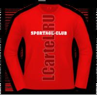 Футболка с длинными рукавами - SPORTAGE CLUB #6