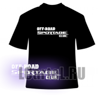 Клубная футболка SPORTAGE CLUB грудь. #31