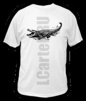 Футболка с Крокодилом
