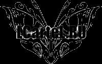Виниловая наклейка - Бабочка #191