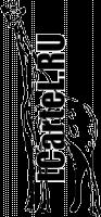 Наклейка - Жираф