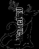 Виниловая наклейка - КОТ #129