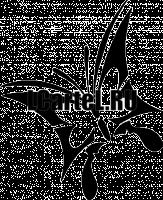 Трафарет Бабочка #429