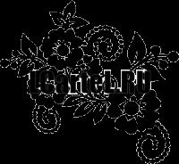 Трафареты цветов