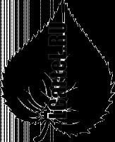 Березовый лист Трафарет из Майлара или виниловой пленки.
