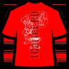 Памятная футболка ВВП 2012 (рисунок на спине)