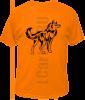 Футболки с животными - Волк