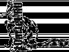 Виниловая наклейка - КОТ #113