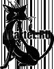 Виниловая наклейка - КОТ #155