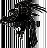 """Виниловая наклейка """"Нападающий Орел"""""""
