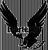 Наклейка Орел