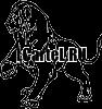Трафарет Льва